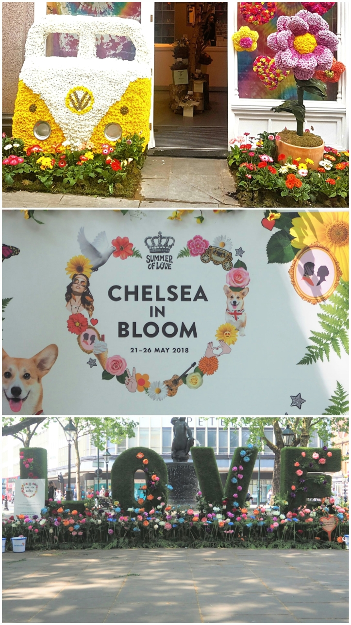 1 Chelsea in Bloom