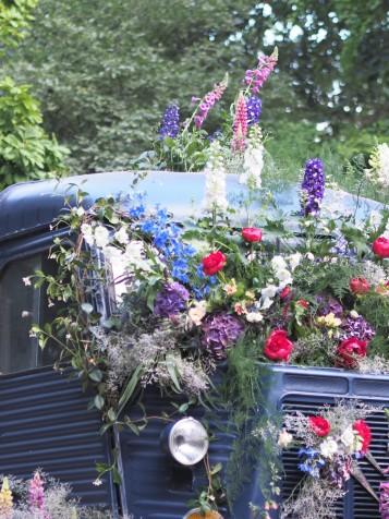 St Germain UK Floral display