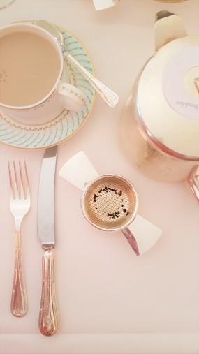 Dorchester afternoon tea