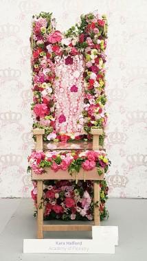 Kara Halford, Academy of Floristry, Bournemouth