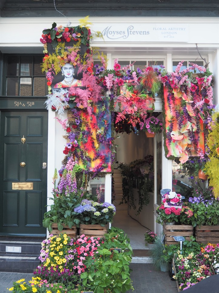 Belgravia in Bloom 2018 Moyses Stevens