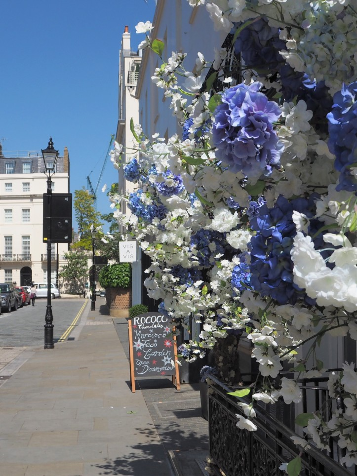 Belgravia in Bloom