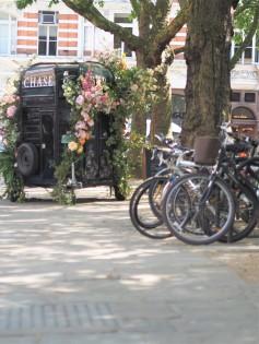 Chelsea in Bloom Sloane Square 2018
