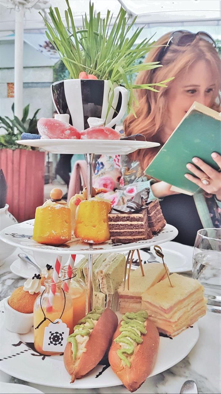 Afternoon Tea, Sanderson, London