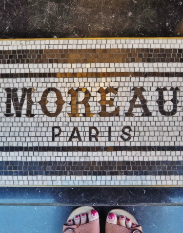 Moreau Paris in Bruton Street London